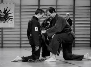 Qwan Ki Do - Consegna 2° Dang a Stefano (12)