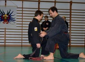 Qwan Ki Do - Consegna 2° Dang a Stefano (4)